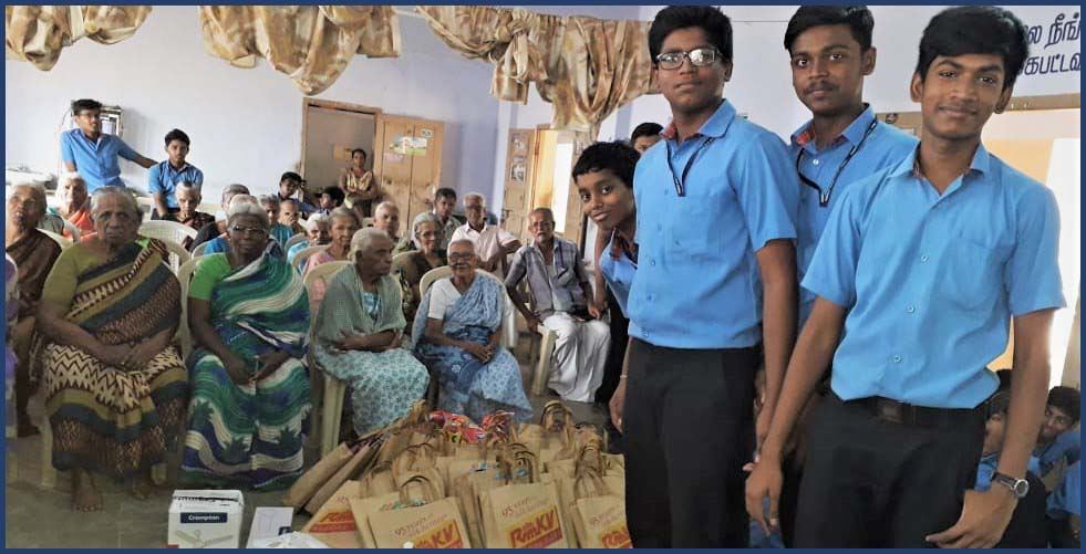 Senior Citizen's day – 14th August