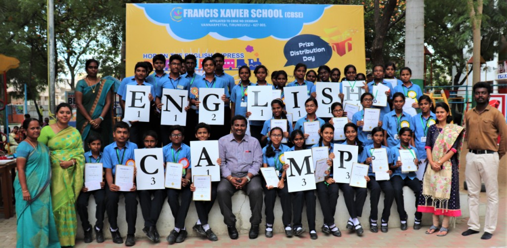 English Camp 2019 - 27.09.2019